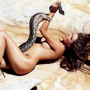 snake tantra massage